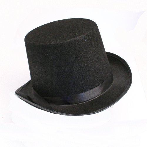 Kangaroo Black Top Hat