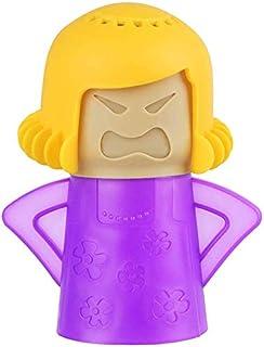 Angry Mom - Limpiador de microondas, fácil de limpiar con v