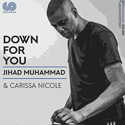 Jihad Muhammad , Carissa Nicole