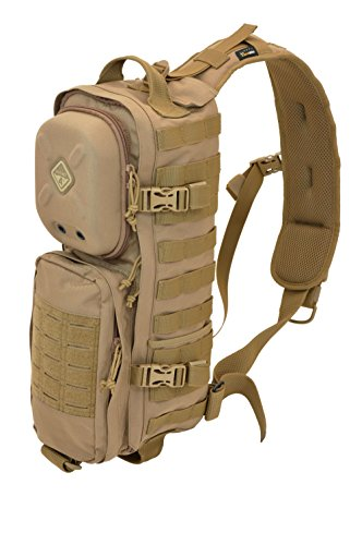 (Coyote) - Plan-B(TM) '17 Go-Bag Thermo-Cap Sling by Hazard 4(R)