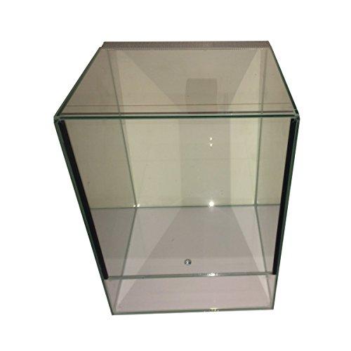Terrarium mit Falltür 30x30x30 cm