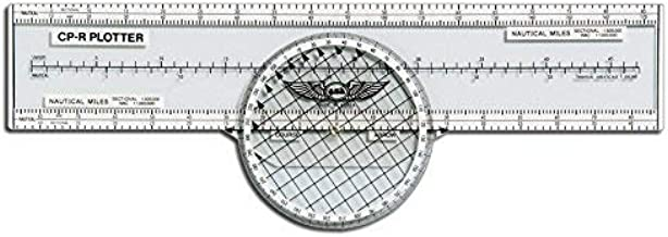 aeronautical protractor