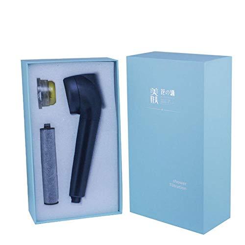 QWE Soffione doccia Doccia con filtro a fibra di carbone attivo ACF pressurizzato