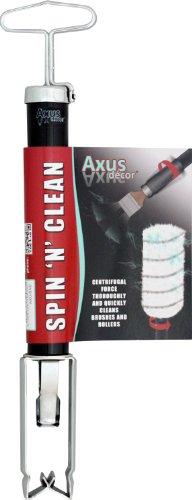 Axus Décor Spin 'N' Clean Reinigungsgerät für Pinsel und Farbroller