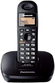 Panasonic Panasonic Kx-Tg3611 - Black (Pack of1)
