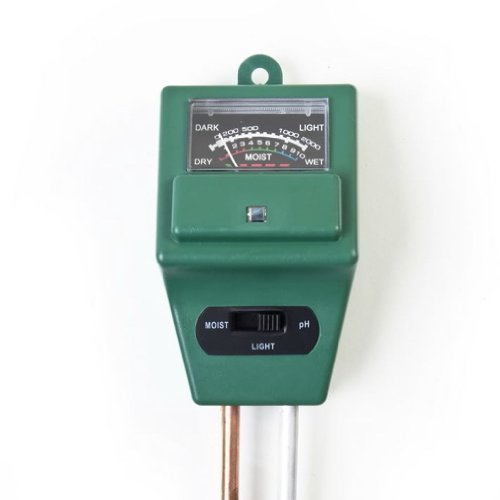 Great Price! New Soil Test Kits for Garden Soil Ph Moisture Light Meter
