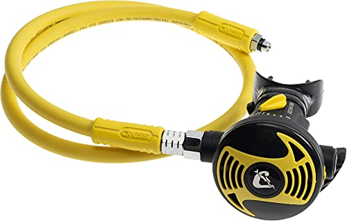 Cressi Octopus XS2, Yellow