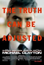 Michael Clayton 27X40 Double-Sided Regular George Clooney Tom Wilkinson Poster