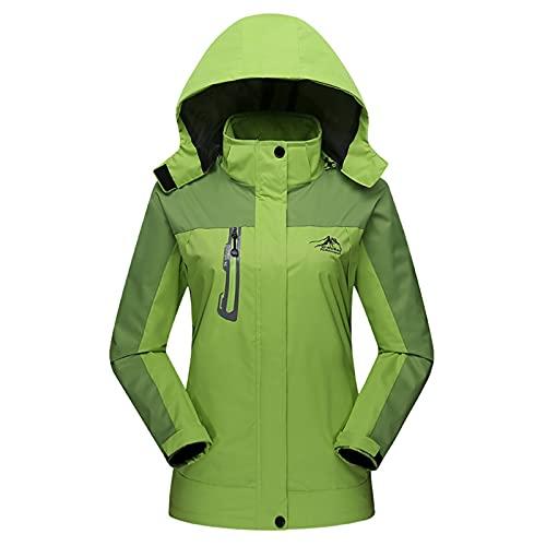 Crew Midlayer Jacket, Giacca Tecnica da Vela per Donna, Design Sportivo e Casual per Nautica e Uso Quotidiano, Impermeabile, Antivento e Traspirante, per Ogni Stagione