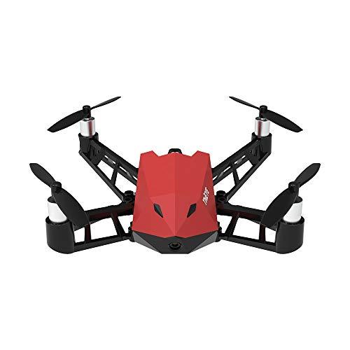Goolsky Drohne für Anfänger, transportierbarer Mini RC-Quadrocopter mit 1080P 8MP Kamera Unterstützung WiFi FPV Drone Höhe Halten Optischer Fluss Positionierung App Control 360 ° Shooting Selfie