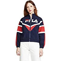 Fila Women's Jolie Windbreaker Jacket ( Navy / Red / White)