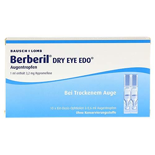 Berberil DRY EYE EDO Augentropfen,6ml