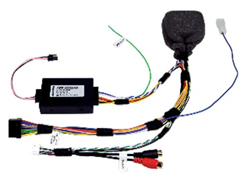 Alpine APF-X302AU CAN-Bus-Lenkrad/Bildschirm/Parksens./Navi/Interface kompatibel mit Audi A3 (8P, 8PA) & TT (8J)