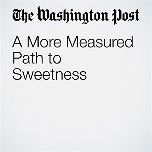 A More Measured Path to Sweetness copertina