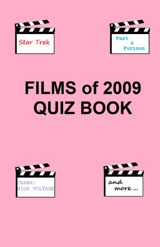 Films of 2009 Quiz Book (English Edition)