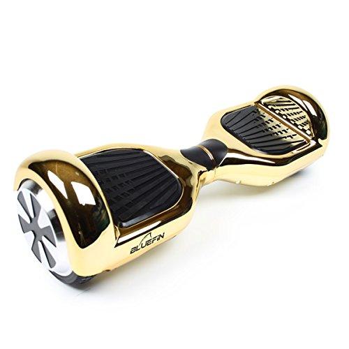 Bluefin Elektro Skateboard 6.5 Zoll | Integrierte Bluetooth Lautsprecher |...
