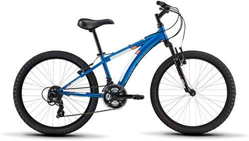 "Diamondback Bicycles Cobra 24 Youth 24"" Wheel Mountain Bike, Blue"