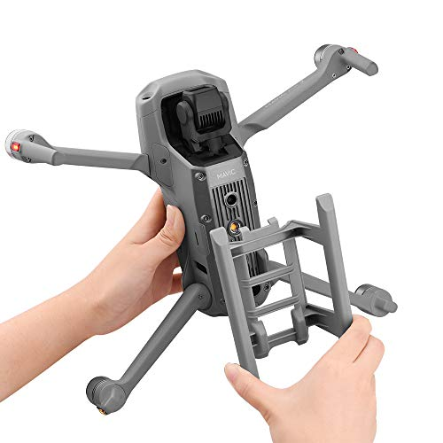 HeiyRC Mavic Air 2 Landing Gear Extensions Sled Height Extender Protector for DJI Mavic Air 2 Drone Accessory