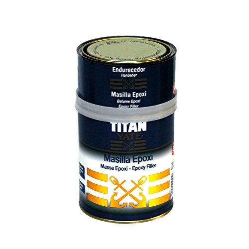 Titan 79000138 - Masilla Epoxi Titan Yate 375 ml