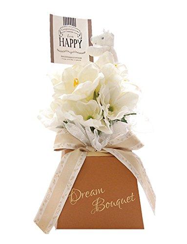 【プティルウ】くまさんも一緒にお祝い♪テディベアの花束、ドリームブーケ2