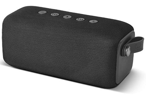 Fresh 'n Rebel Rockbox Bold M Concrete | Wasserdichter IPX7 Bluetooth Lautsprecher
