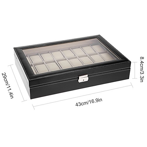 Limi International GmbH ES-Caja para relojes-24