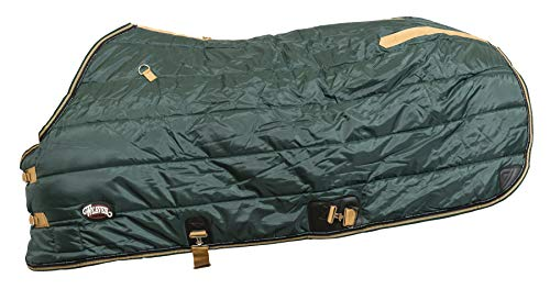 WEAVER Heavyweight Quilted Winter Stable Blanket (300 Grams) - Size:76
