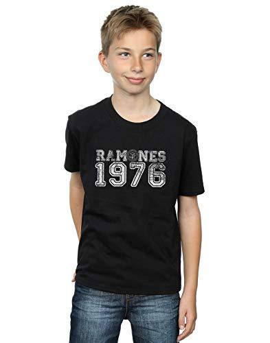 Absolute Cult Ramones Niños 1976 Logo Camiseta