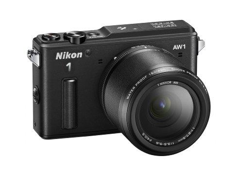 Nikon 1 AW1 Fotocamera Digitale ad Ottiche Intercambiabili,...