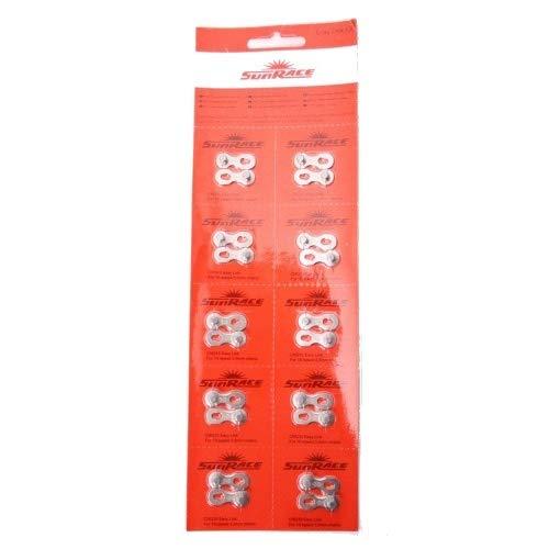 cadena de enlace interruptor 10v shimano (10 piezas en la tarjeta)