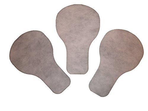 Flatulence Deodorizer - Reusable (3 Pack) Carbon fliter Underwear Pads No Stink