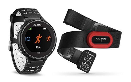 Garmin Forerunner 630 HRM - Reloj GPS con pulsómetro y métricas de...