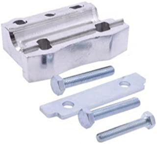 Bremskeilhalter Wei/ß Keilhalter Bremskeil 1 St/ück Halter Kunststoff Unterlegkeil Clip Halterung