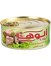 تونة لحم خفيفة من الوها فليكس، 165 غرام - عبوة من قطعة واحدة