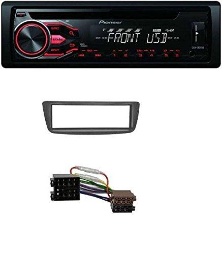 Pioneer Autoradio con CD, MP3, USB, AUX, per Citroen C1 / Peugeot 107