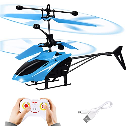 FORMIZON Helicóptero RC, Mini Helicóptero...