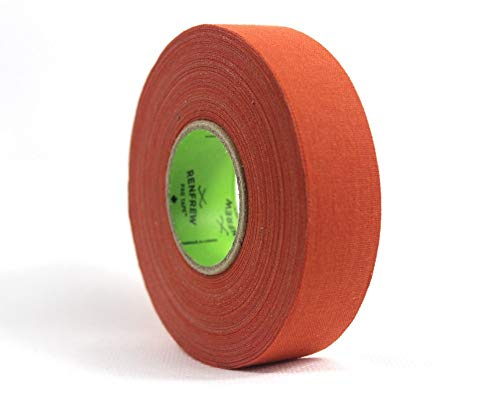 Renfrew Schlägertape Pro Balde Cloth NEON Hockey Tape 24mmx25m (neon orange)