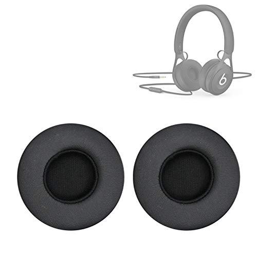 XUAILI koptelefoon vervanging oorkussens voor Beats EP Bedraad Headset oordopje Sponge oordopjes 2 PCS, Zwart