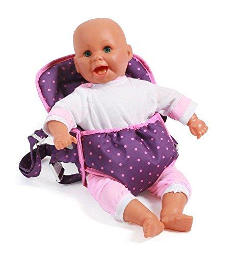 Bayer Chic 2000 - Babypuppenzubehör in Purple