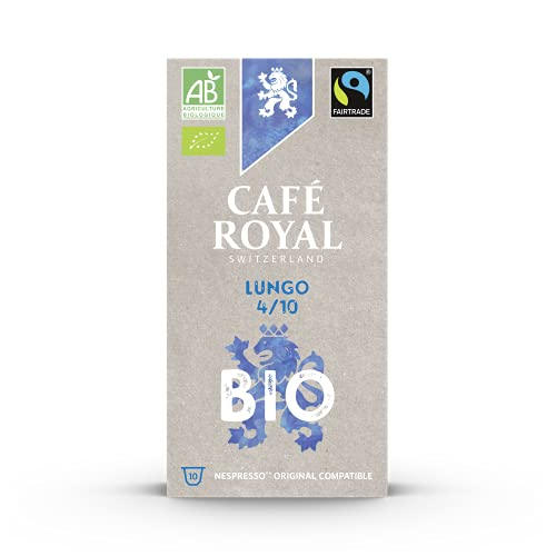 Cafe Royal Caf? Royal 100 Compatible Aluminium Coffee Pods