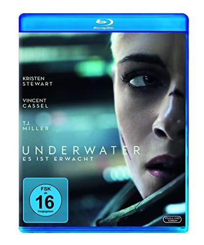 Underwater [Blu-ray]