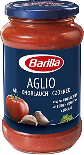 Barilla Pastasauce Aglio - 3er Pack (3 x 400 g)