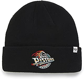 a73e70cebe30a  47 Brand Basketball Cuff Beanie Hat - NBA Cuffed Winter Knit Toque Cap.