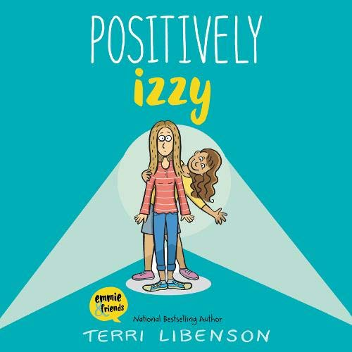 Couverture de Positively Izzy