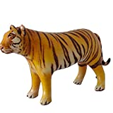 Jet Creations Tiger Air Stuffed Animal, Inflatable, 1 pc, Multi, 40 inches, Party Decorations, Supplies, Pool Float Toys, Gift. AN-TIGER40
