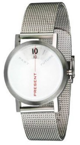 Projects Watches (Will-Harris) - 'Past, Present, Future' - Acciaio (33mm) Unisex Orologio