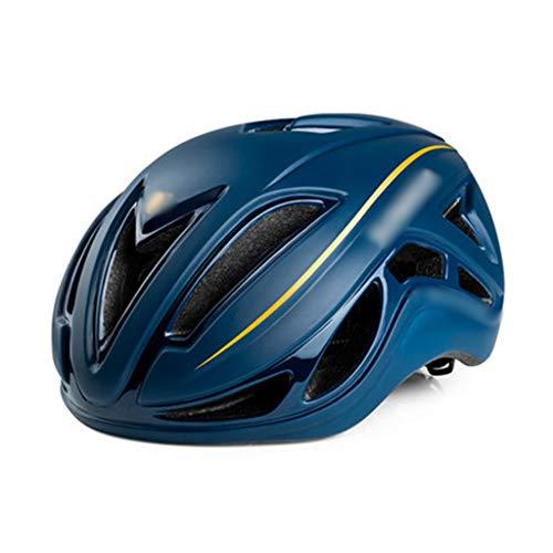 Lightweight Helmet Road Bike Cycle Helmet Mens Women for Bike Riding Safety Adult(Fits Head Sizes 57-62cm)