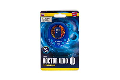 Funko DW01338 DOCTOR WHO Tardis Pocket Pal