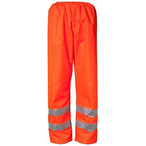 """Planam Regenhose \""""Warnschutz\"""", Größe M in orange, 1 Stück, 2064048"""