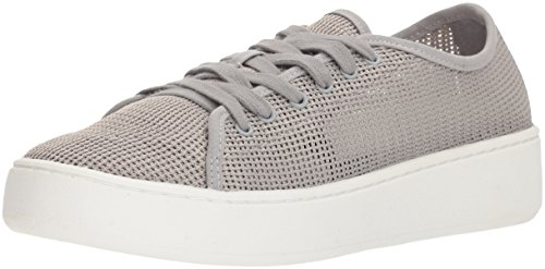 Donald J Pliner Women's Cecile Sneaker, Silver, 8.5 Medium US